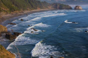 Image of Crescent Beach in Ecola State Park, Oregon Coast