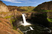 Image of Palouse Falls, waterfall