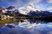 Image of Mount Baker Reflection, North Cascades