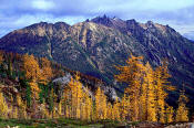 Image of The Needles in Fall, North Cascades