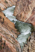Image of Grand Canyon of the Yellowstone River, Yellowstone National Park.